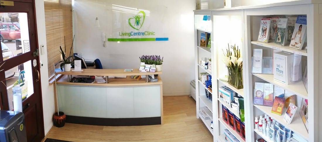 The Living Centre Clinic in Worcester Park